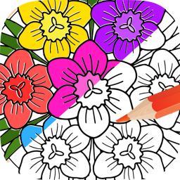 大人のための塗り絵 無料曼荼羅大人の塗り絵 不安ストレスリリーフカラーセラピーページ アプリランキングとストアデータ App Annie