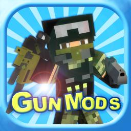 Block Gun Mod Pro - Best 3D Guns Mods Guides for Minecraft PC