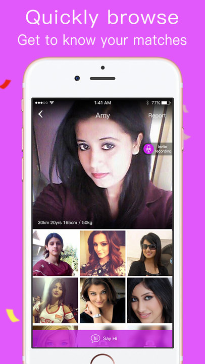 INDIAN HOOK UP is the perfect app for smart and ambitious South Asian  millennials who want an equally smart and reliable platform to meet new  people and ...