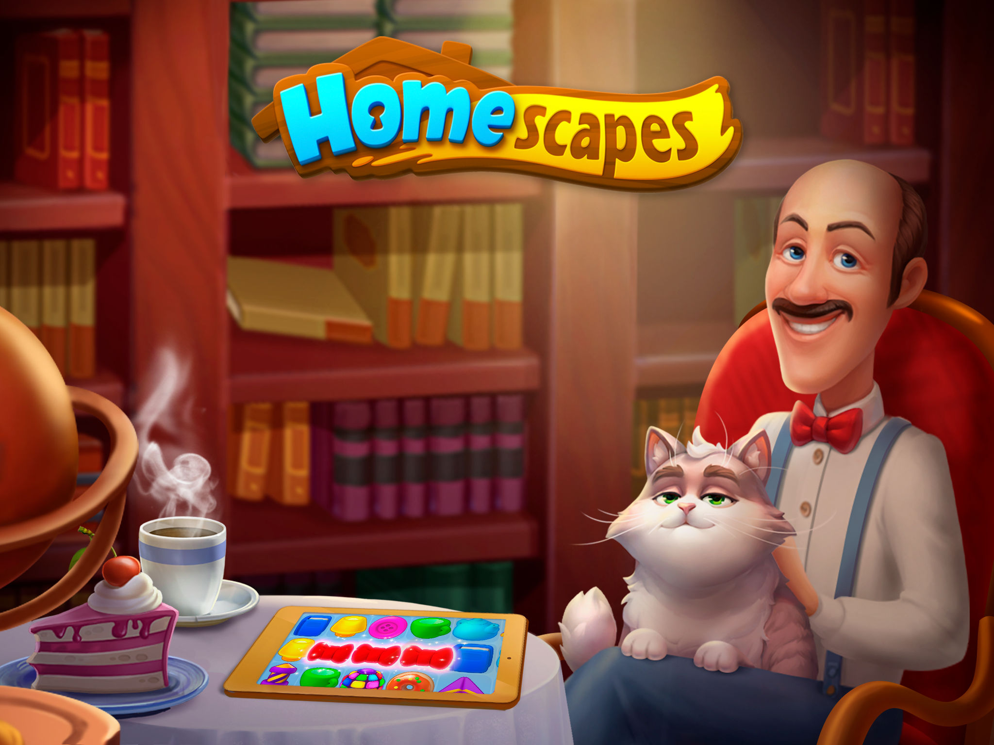 Homescapes app ranking and store data app annie - Design your own room app ...