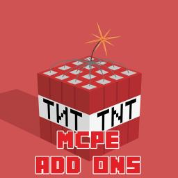 TNT Add Ons Mini Games For Minecraft PE App Ranking and
