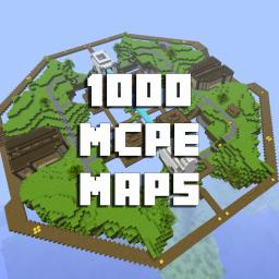 1000+ MCPE MAPS FOR MINECRAFT POCKET EDITION GAME App Ranking and ...