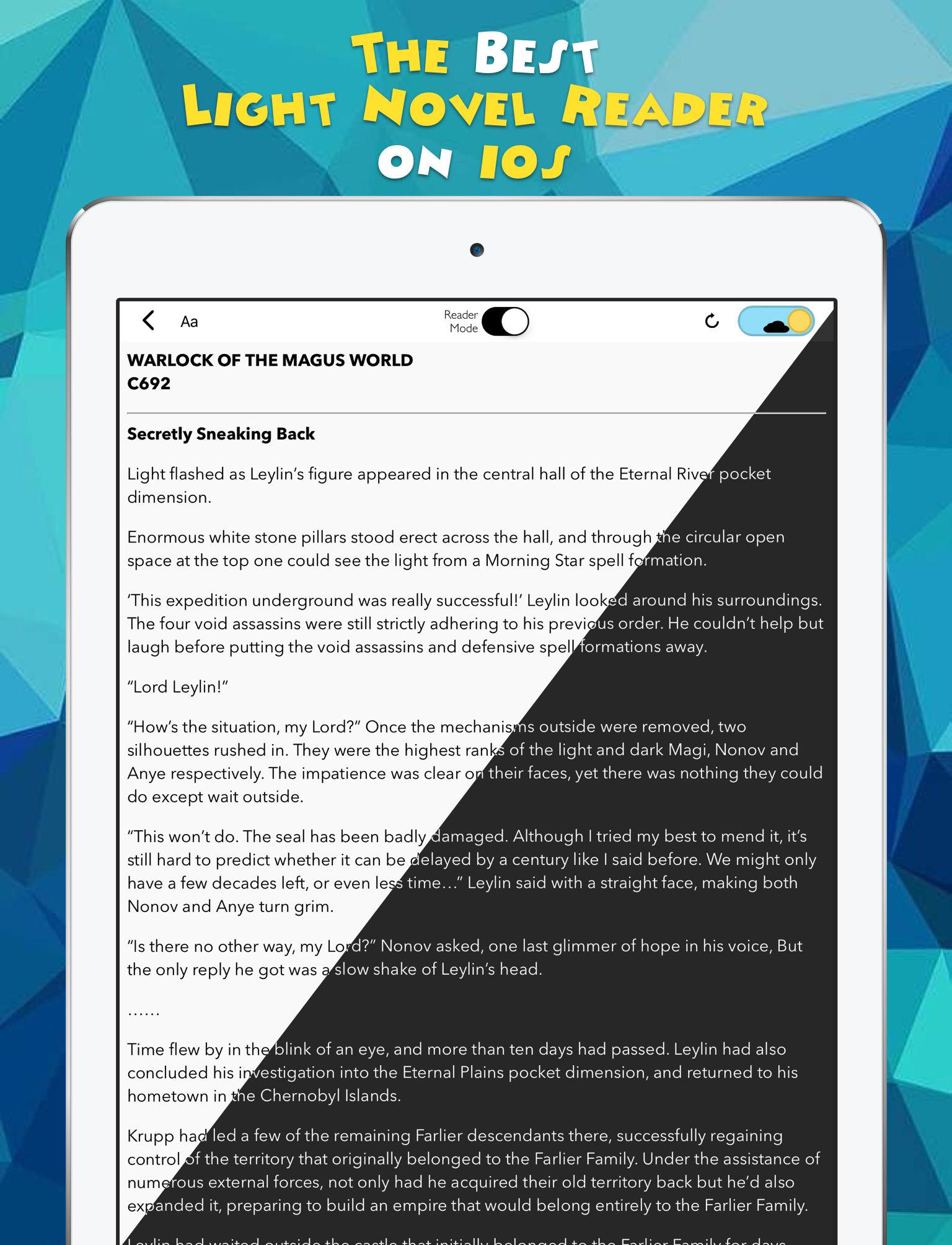 Novel Updates, The Best Reader for Light Novels App Ranking and