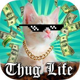 Thug Life Photo Stickers Photo Maker App Ranking And Store
