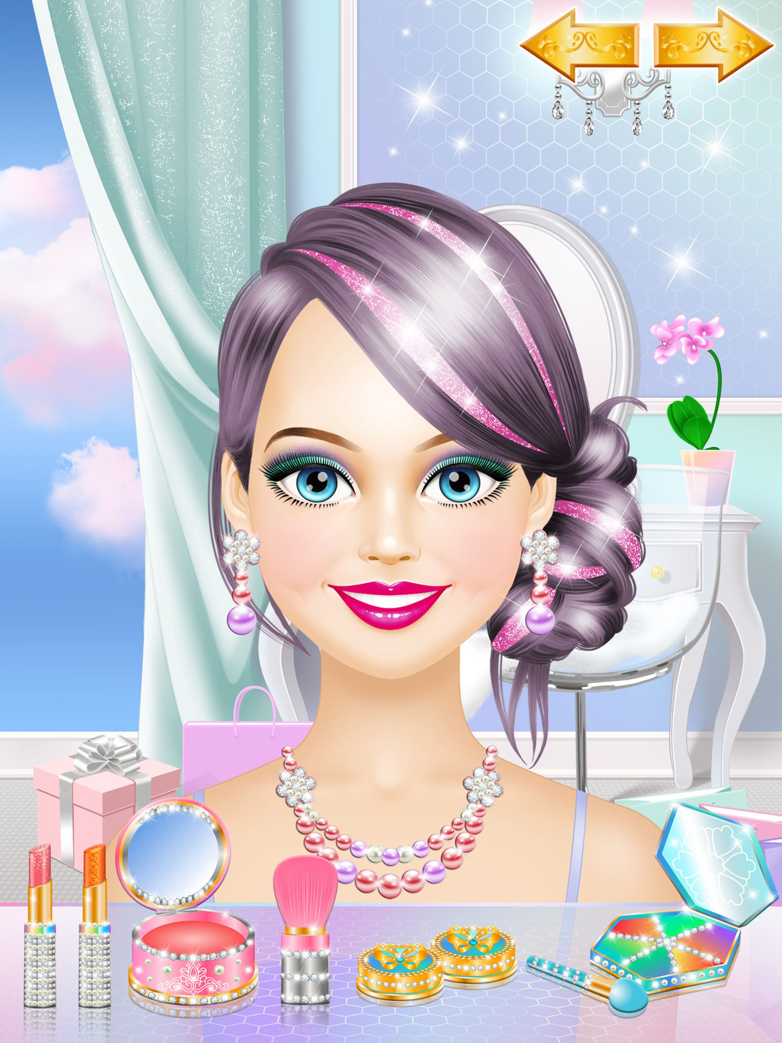 Fashion games and makeover 88