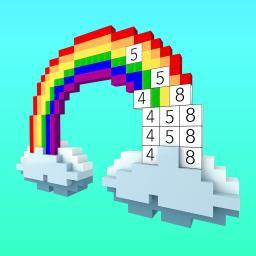 Colorir Com Números 3d App Ranking And Store Data App Annie