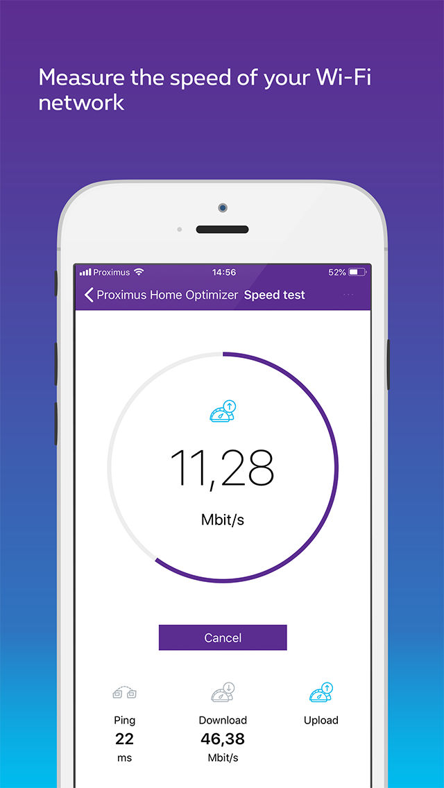 Proximus Home Optimizer App Ranking and Store Data | App Annie
