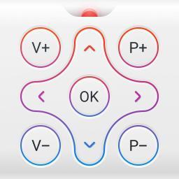 Control remoto tv universal