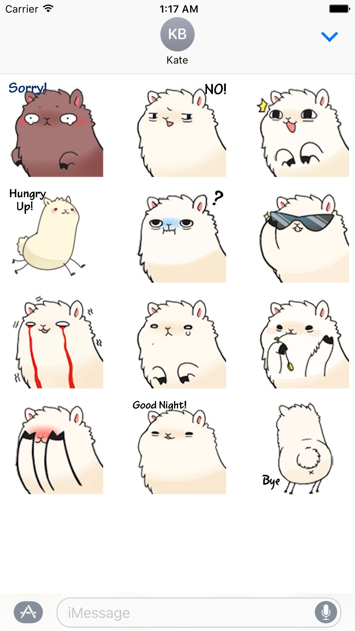 Animated Cute And Beautiful Stickers Bundle App Ranking and