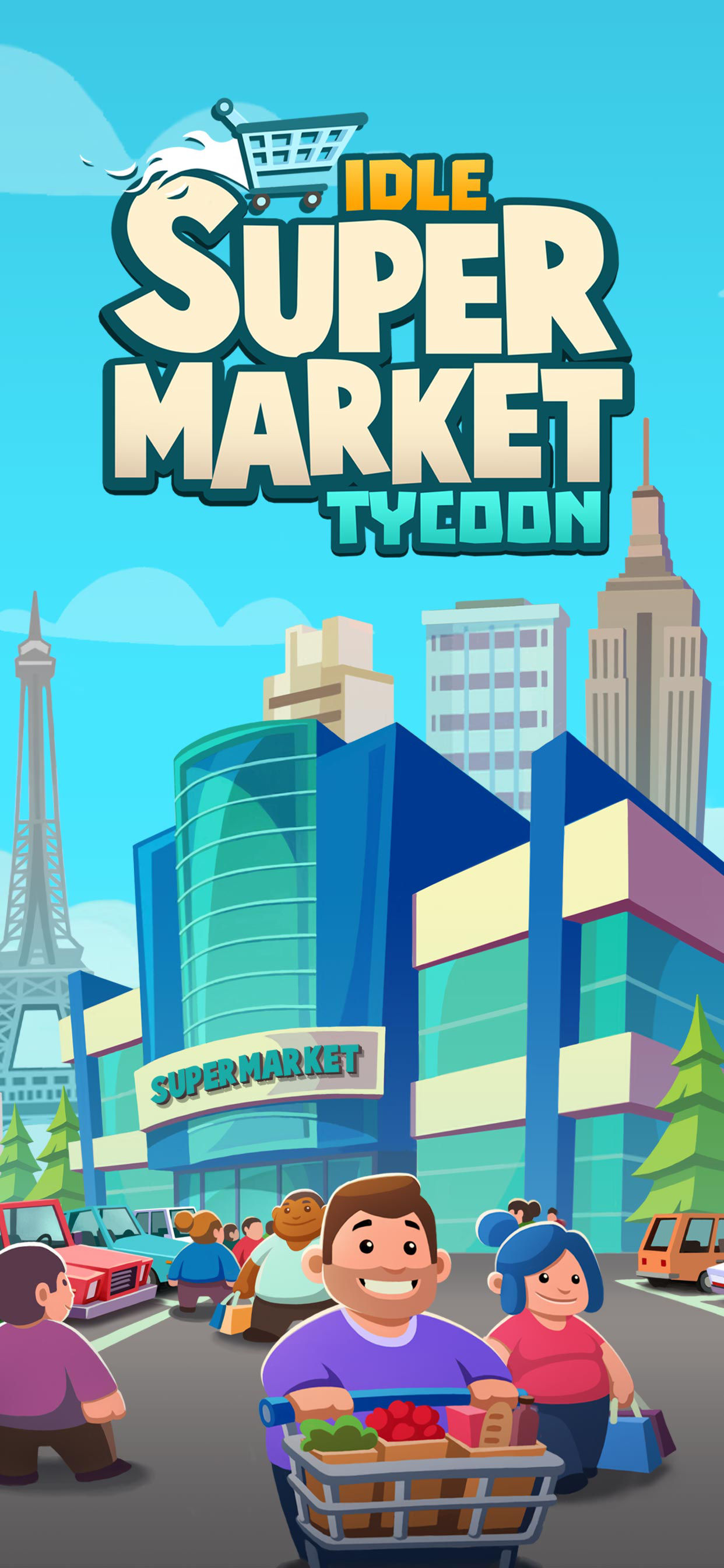 idle supermarket tycoon hack cheats free gems
