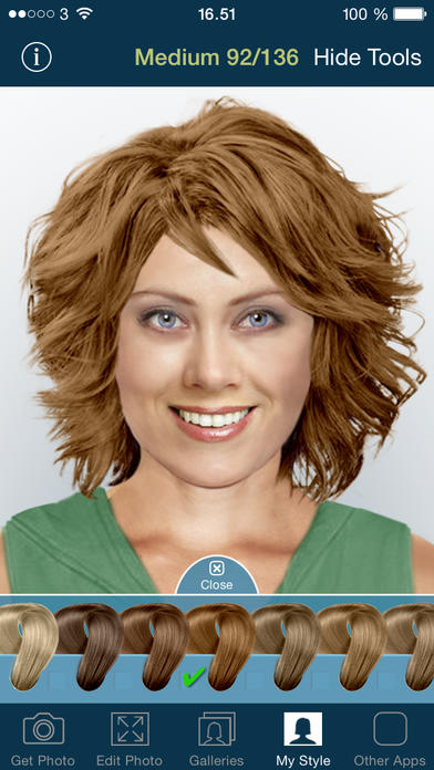 Terrific Hairstyle Pro Try On Virtual Hairstyles For Women App Ranking Short Hairstyles For Black Women Fulllsitofus