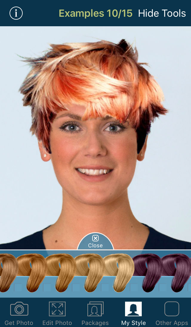 Hairstyle Try On App Ranking and Store Data | App Annie