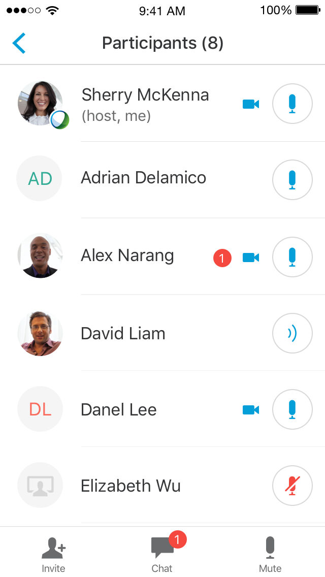 Cisco Webex Meetings App Ranking and Store Data | App Annie