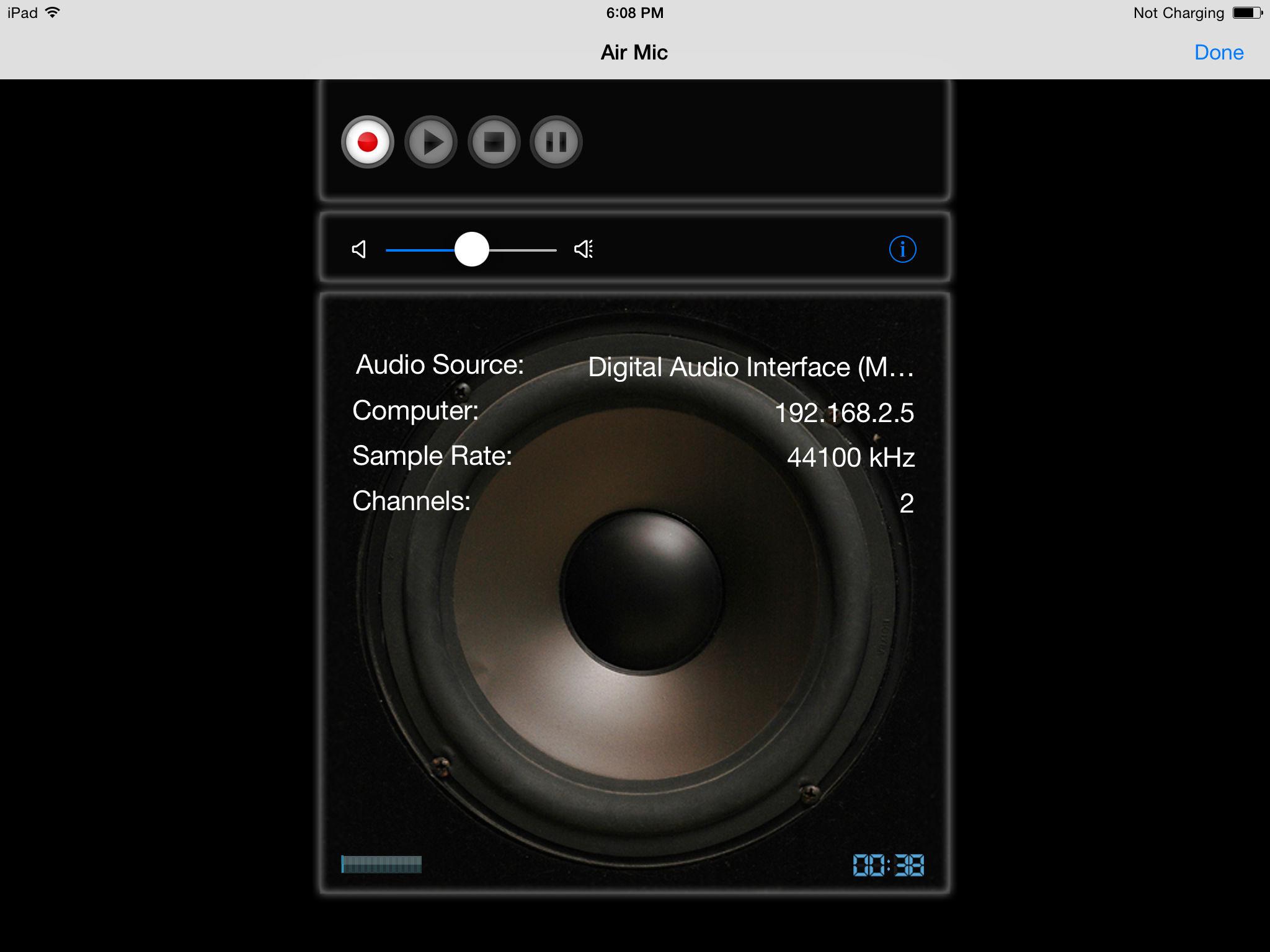 Air Mic Live Audio App Ranking and Store Data | App Annie