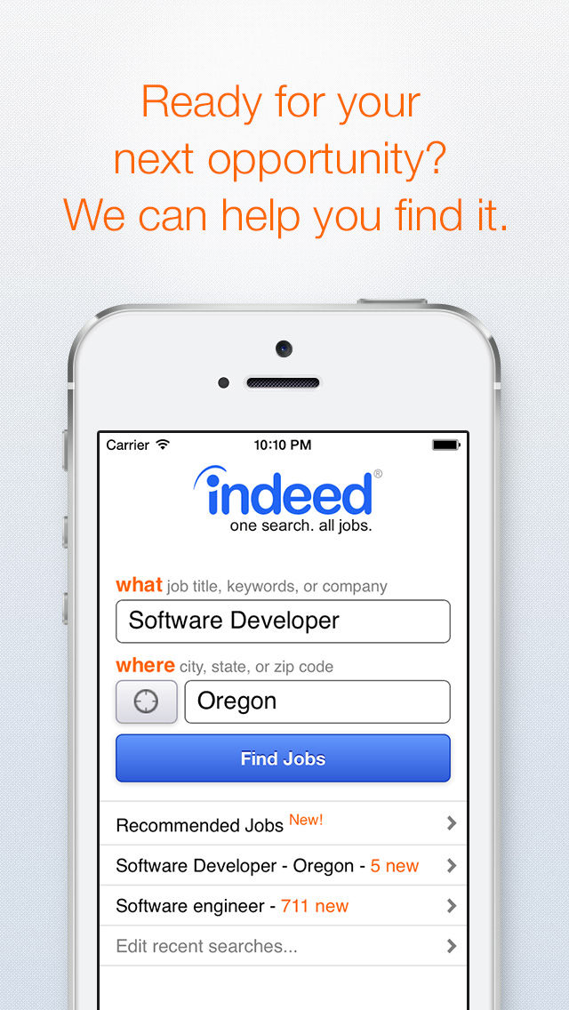 Indeed Job Search App Ranking and Store Data | App Annie