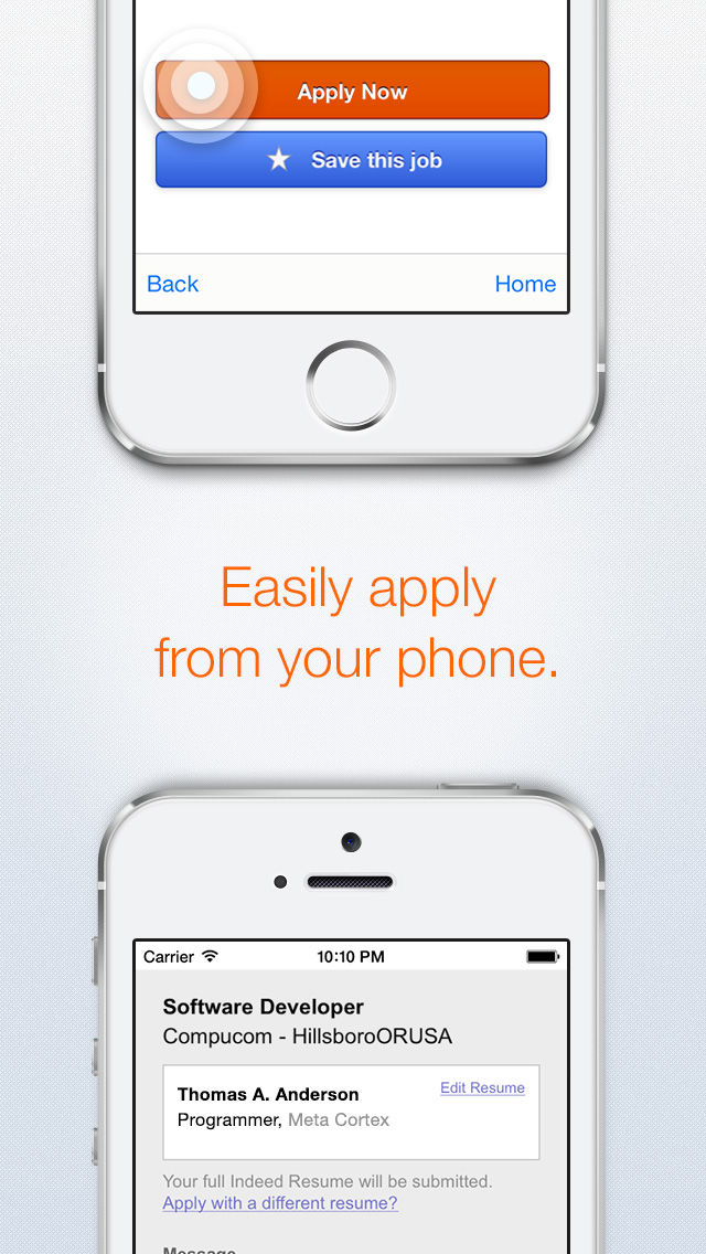 indeed job search app ranking and store data app annie