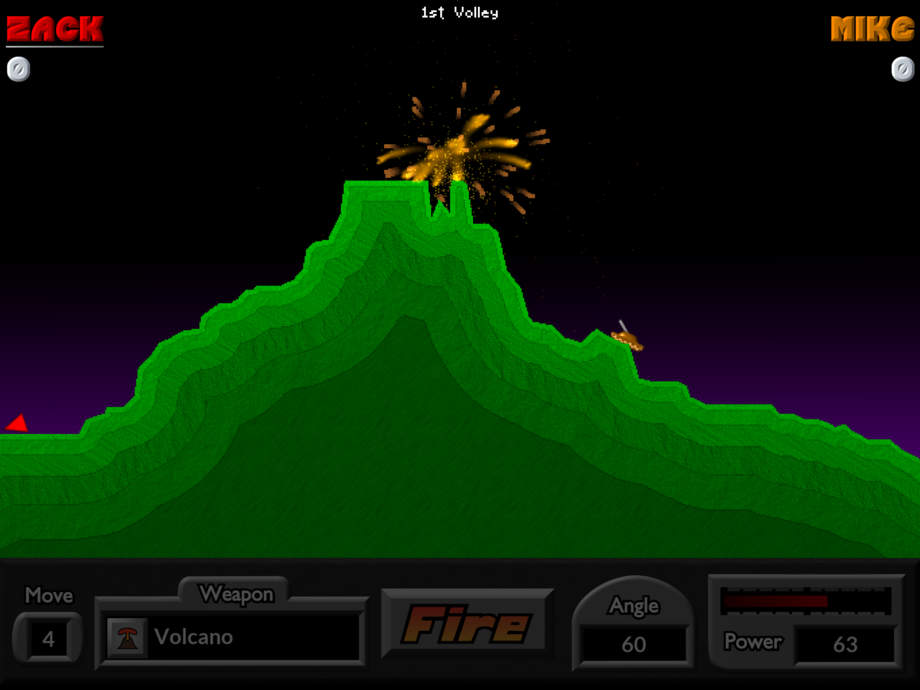how to play pocket tanks online with hamachi