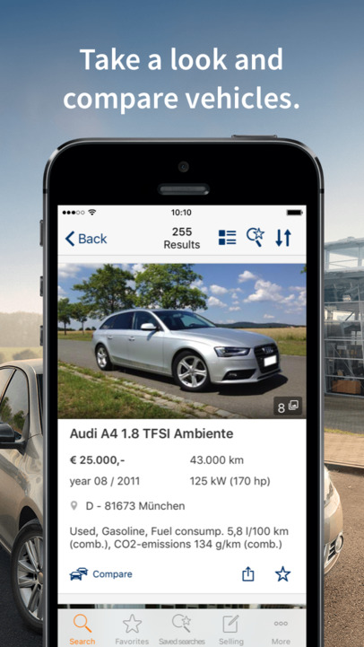 autoscout24 mobile used new car market app ranking and store data app annie. Black Bedroom Furniture Sets. Home Design Ideas