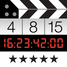 MovieSlate® (Clapperboard & Shot Log) - iOS Store App Ranking and App Store Stats