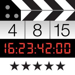 MovieSlate® 7 (Clapperboard & Shot Log) - iOS Store App Ranking and App Store Stats