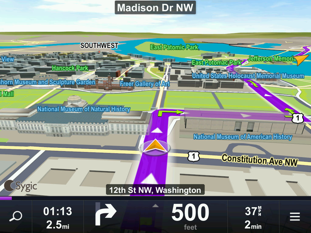 Sygic US GPS Navigation App Ranking and Store Data App Annie