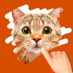 A Cat Game For Kids Playing Cool Best Hidden Pics Game Not A Dogs Game But An App For Cat Lover App Ranking And Store Data App Annie