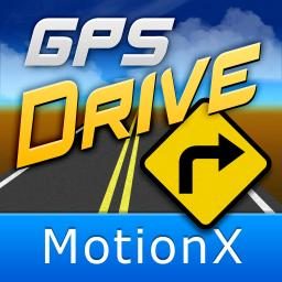 MotionX GPS Drive - iOS Store App Ranking and App Store Stats