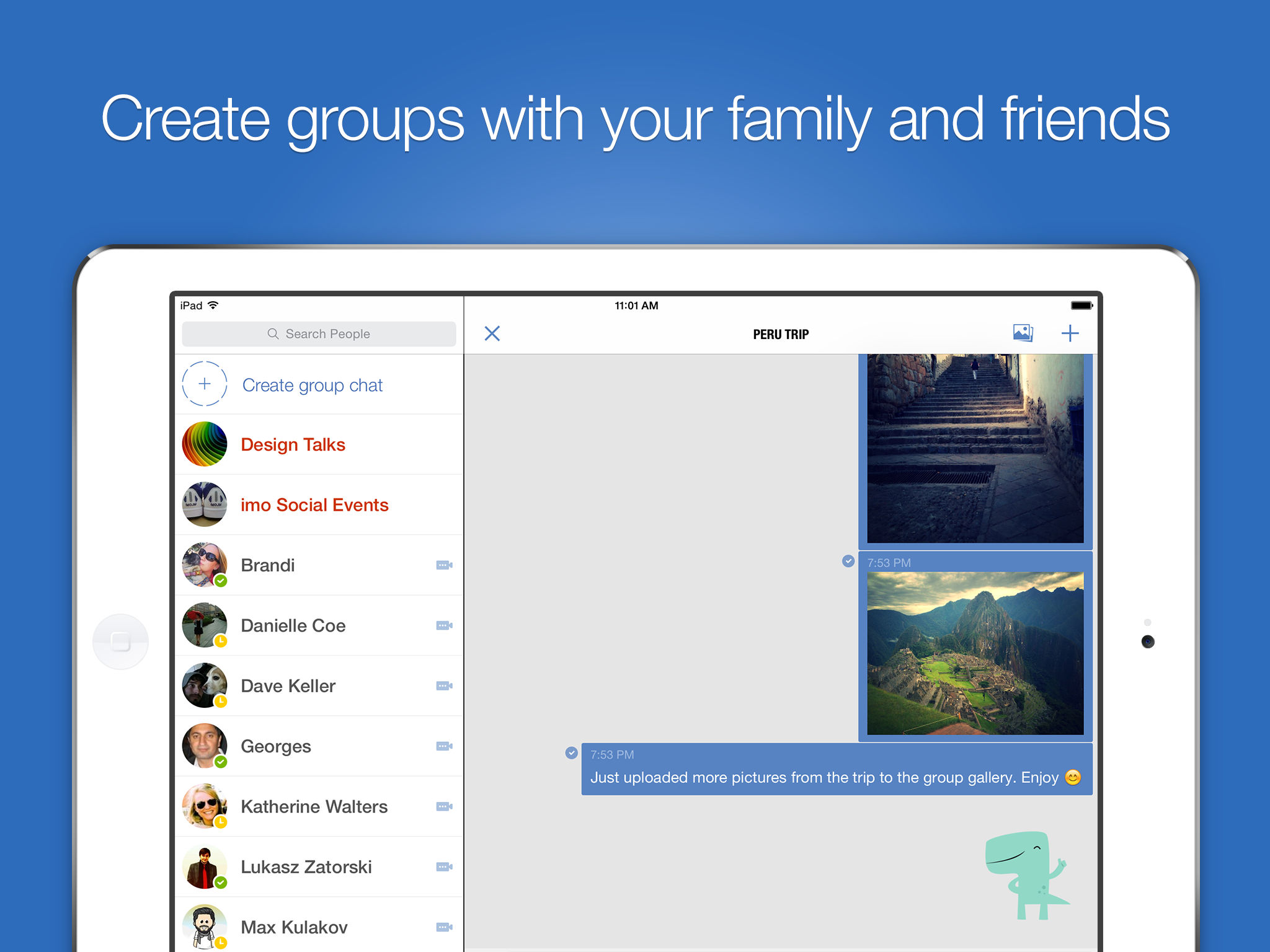 Imo video calls and chat app ranking and store data app annie app description ccuart Gallery