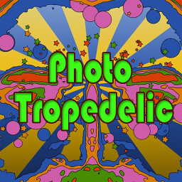 PhotoTropedelic - iOS Store App Ranking and App Store Stats