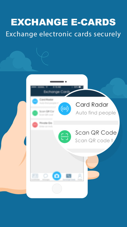 CamCard Free Business card scanner & Business card