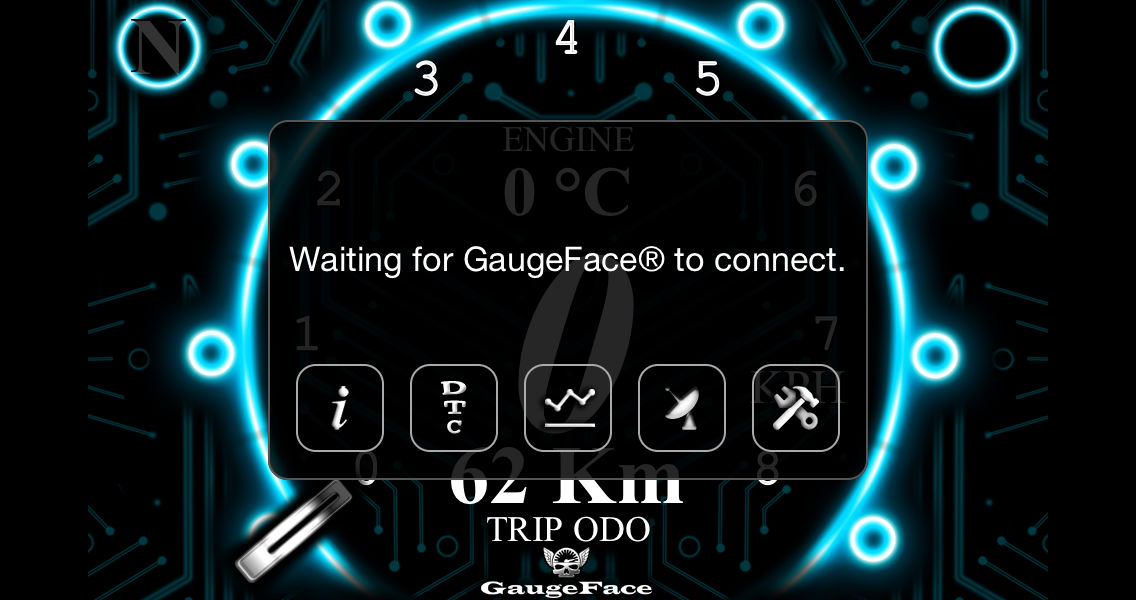 GaugeFace : Motorcycle Gauges for Harley-Davidson App Ranking and