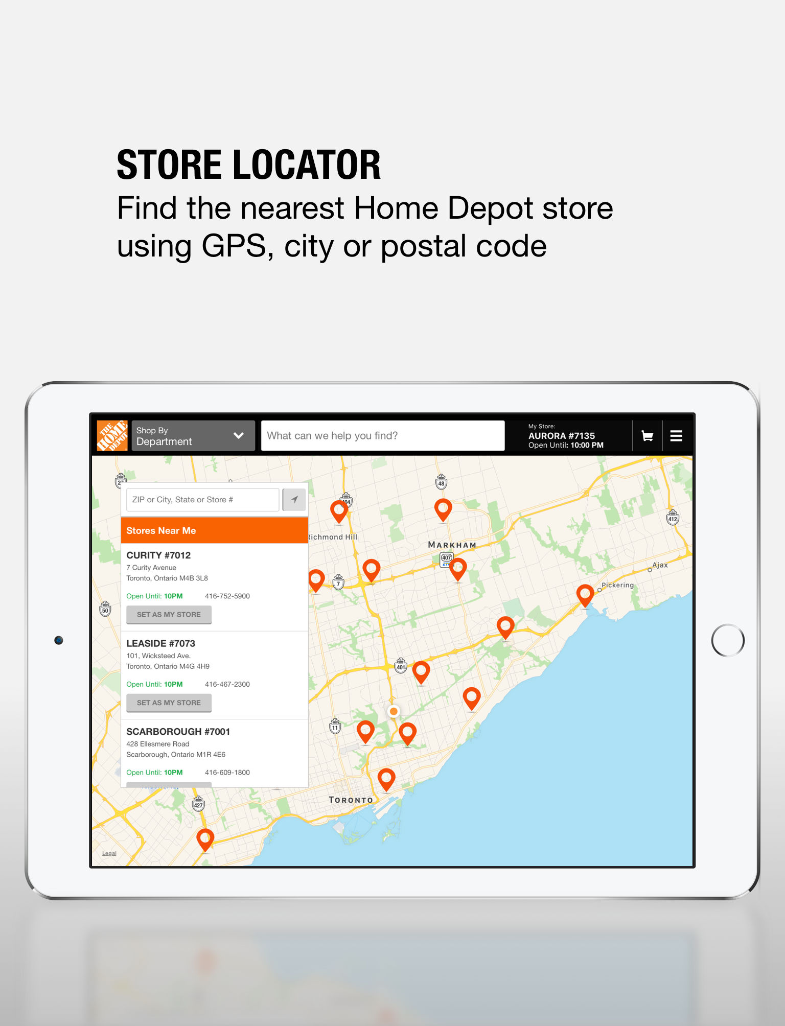 The Home Depot Canada App Ranking and Store Data | App Annie