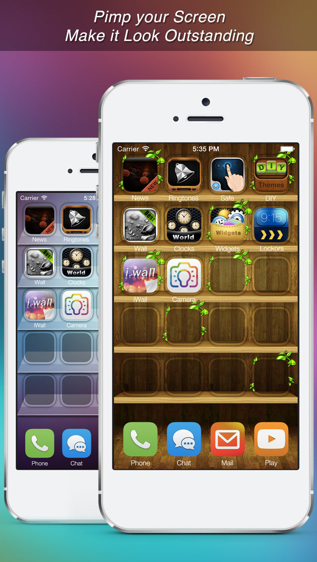 DIY Themes - Custom Backgrounds,Themes and Wallpapers For