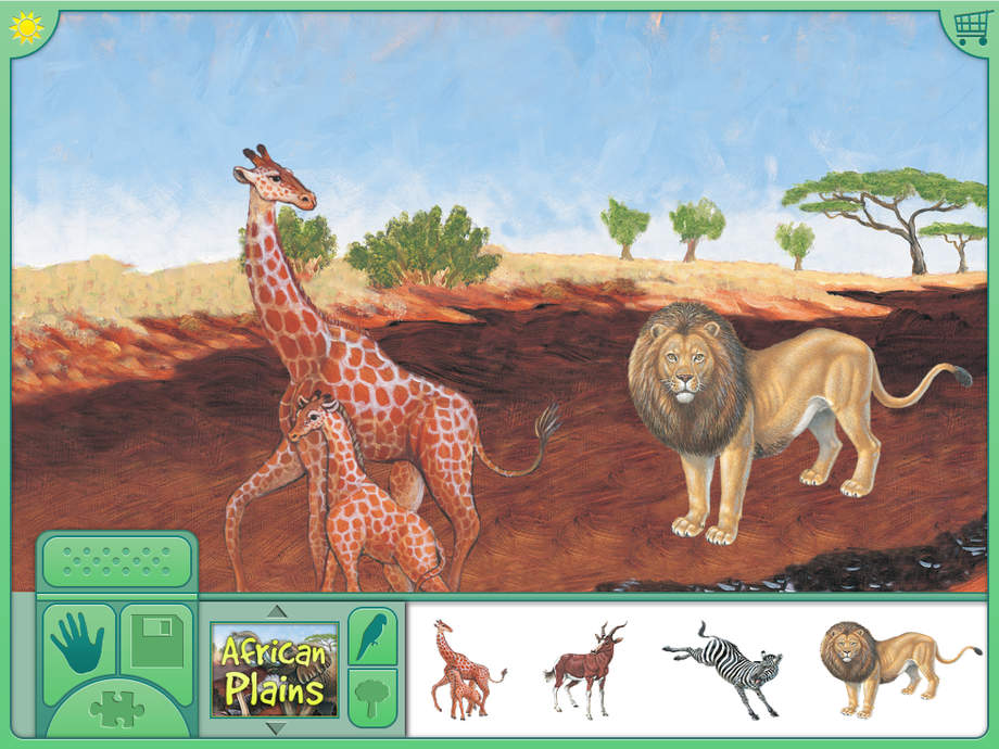 """ZooWhoâ""""¢ by ZooBooks - Zoo Sticker Book, Animal Facts & Mini-Games ..."""