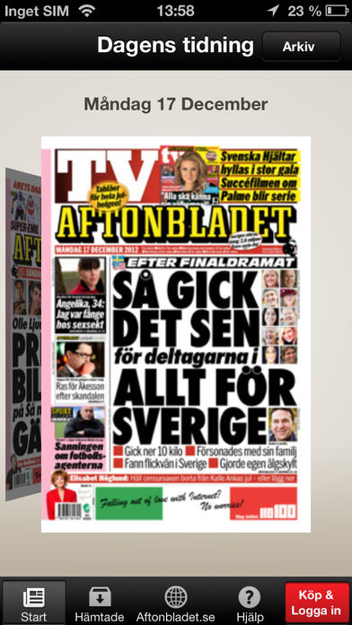 aftonbladet mobil app android Nyköping