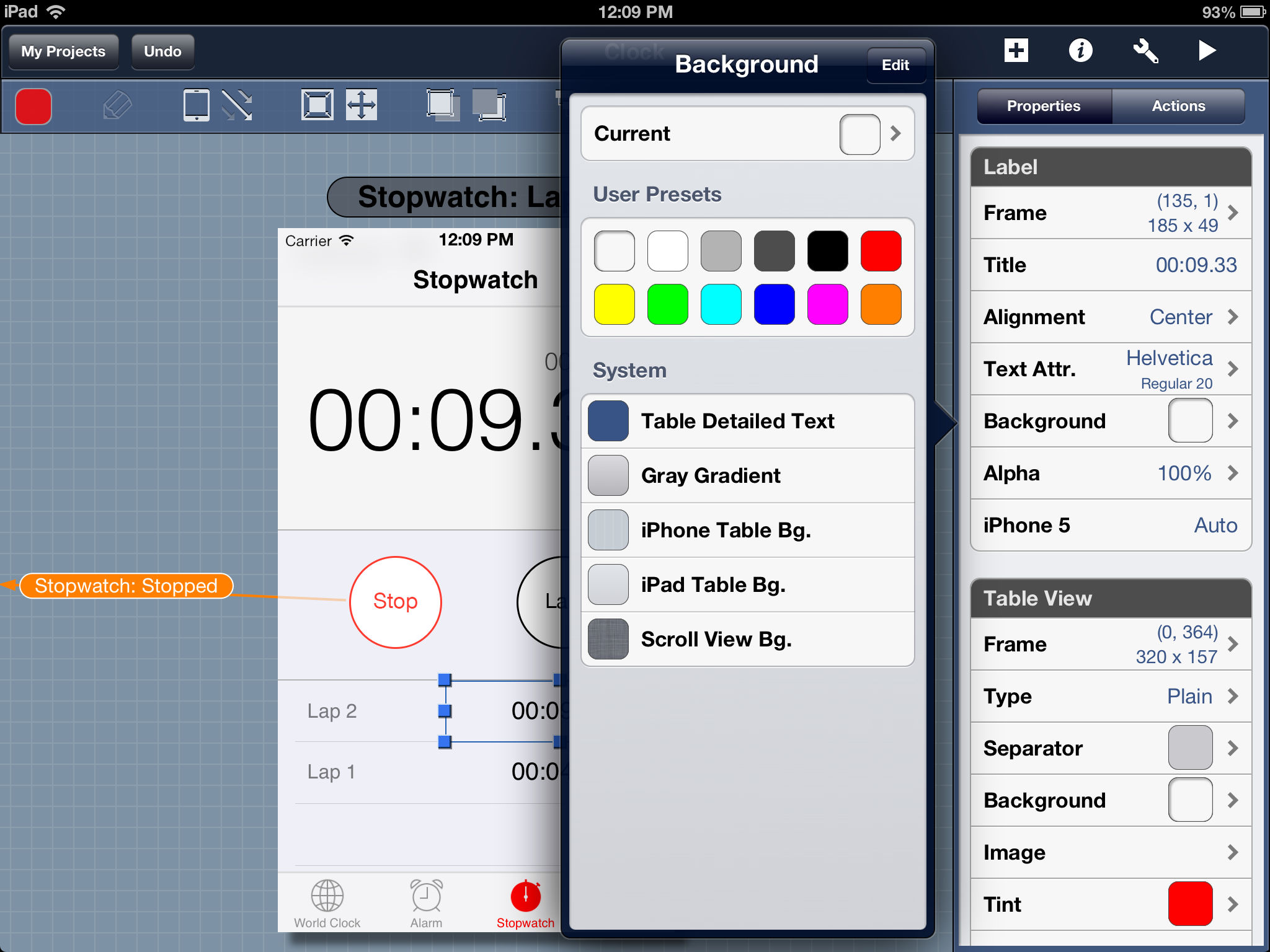 Blueprint lite app mockup app ranking and store data app annie you can create only two projects and eight screens for each project with the lite version app description malvernweather Gallery