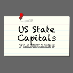 Flash US State Capitals - iOS Store App Ranking and App Store Stats
