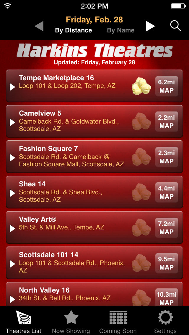 Fashion Square Mall Orlando Movie Times Latest Trend Harkins Theaters