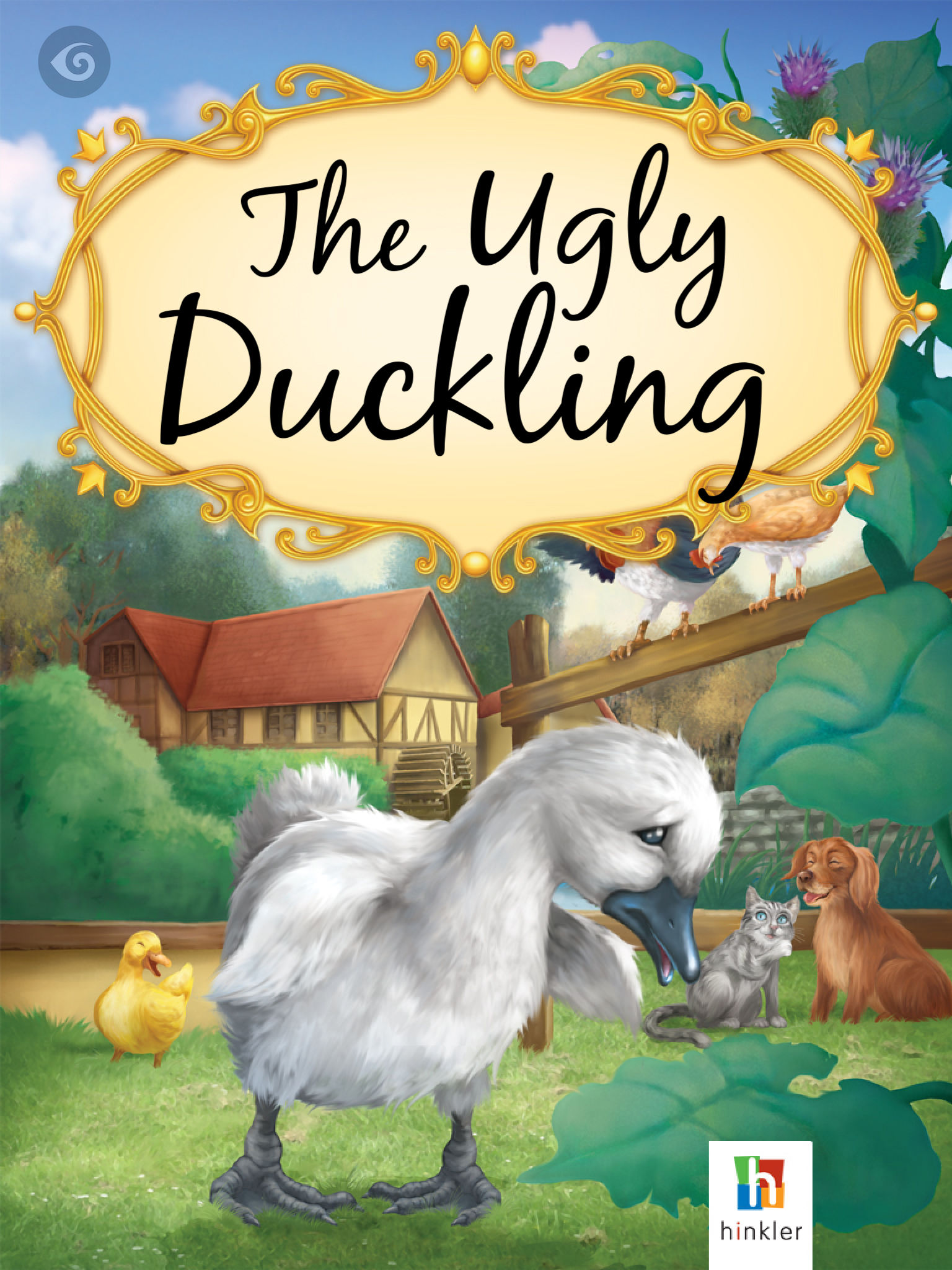 the ugly duckling a magic fairy tale story book for kids app