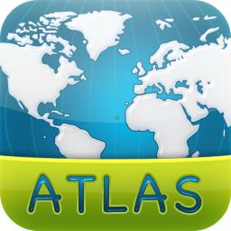 Atlas FREE - World Map - iOS Store App Ranking and App Store Stats