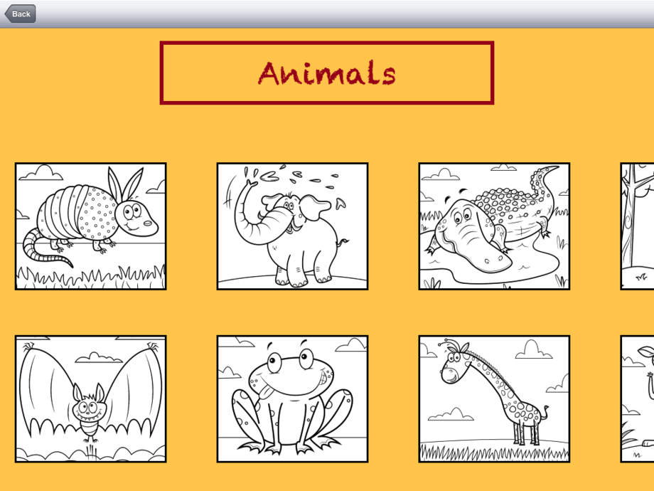 Animals Mixed With Other Animals Drawing App Description