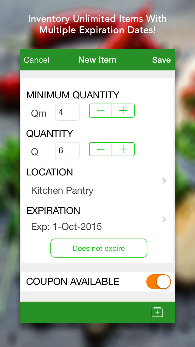 Prep & Pantry - Inventory Manager App Ranking and Store Data ...