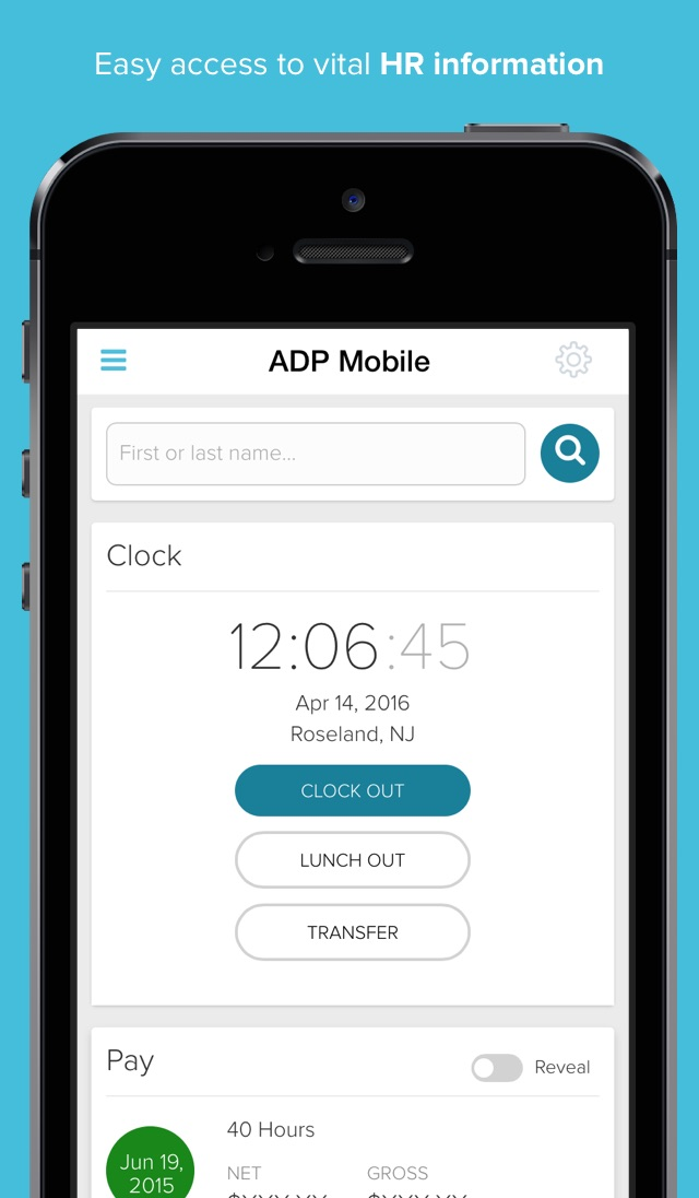 ADP Mobile Solutions App Ranking and Store Data | App Annie