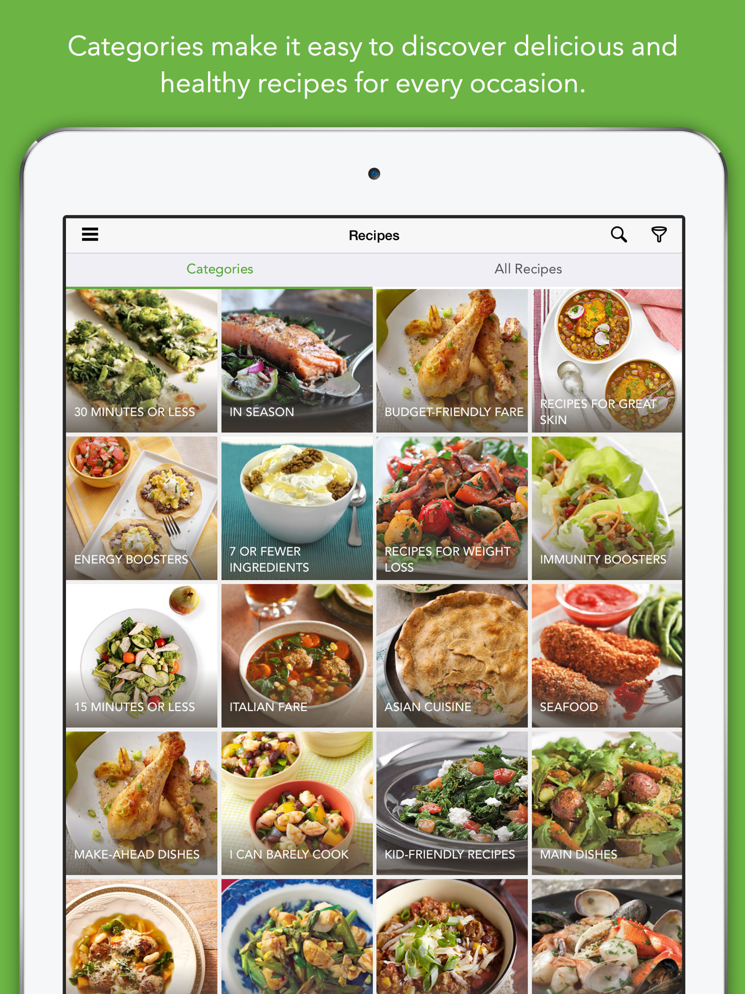 Zipongo healthy recipes app ranking and store data app annie create grocery lists and order groceries eat better with personalized nutrition information save and share your favorite recipes app description forumfinder Choice Image