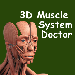 3D Muscle System Doctor for iPad - iOS Store App Ranking and App Store Stats