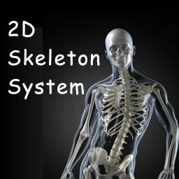 2D/3D Skeletal System for iPad - iOS Store App Ranking and App Store Stats
