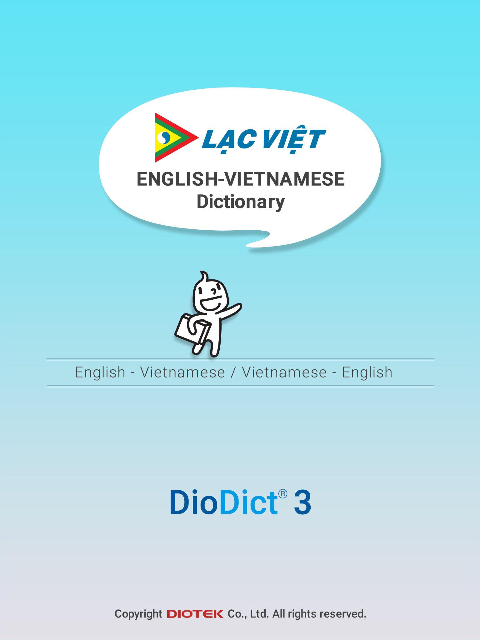 DioDict3 ENG–VIE Dictionary App Ranking and Store Data | App Annie