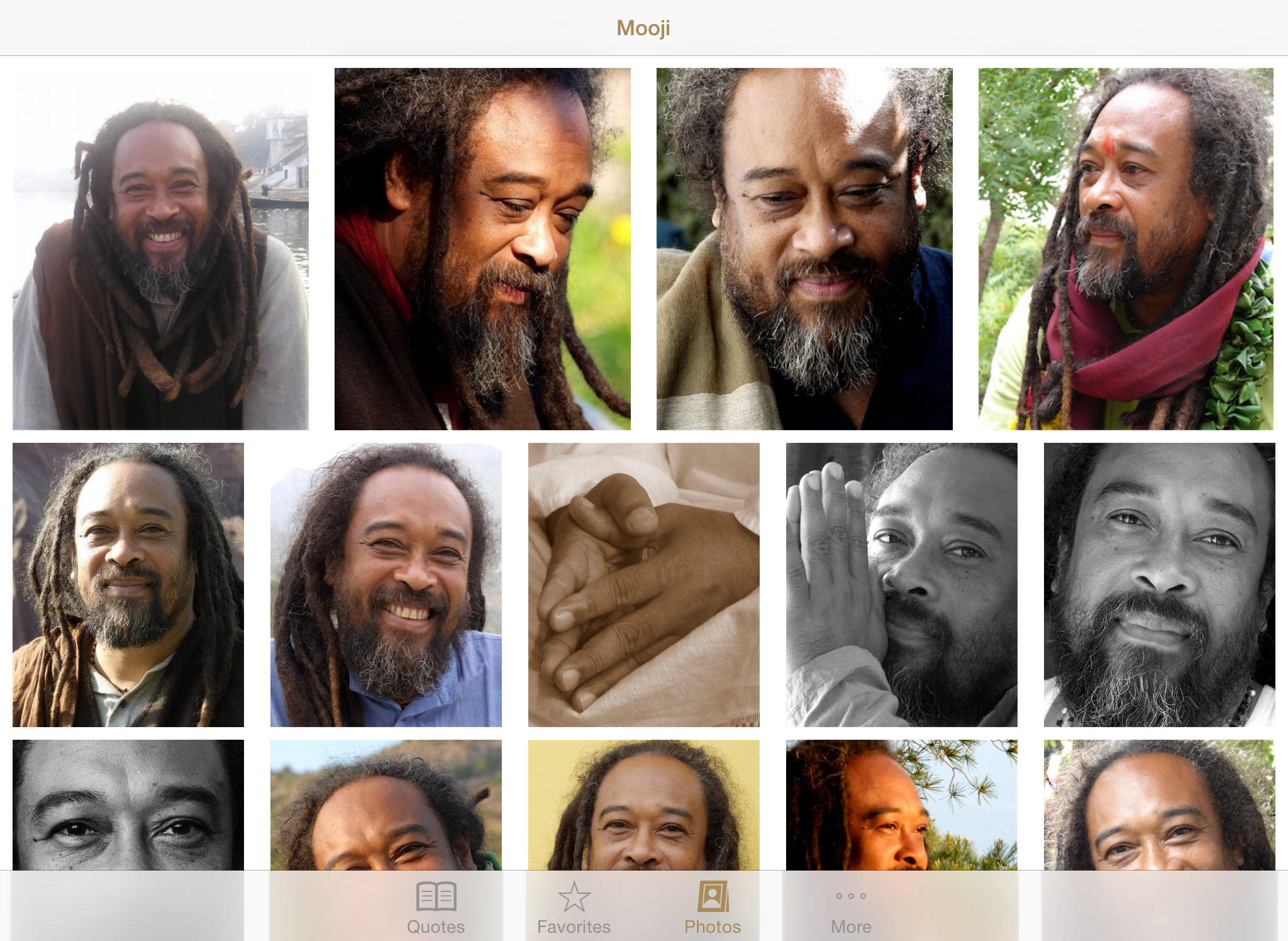 Mooji Quotes App Ranking and Store Data | App Annie