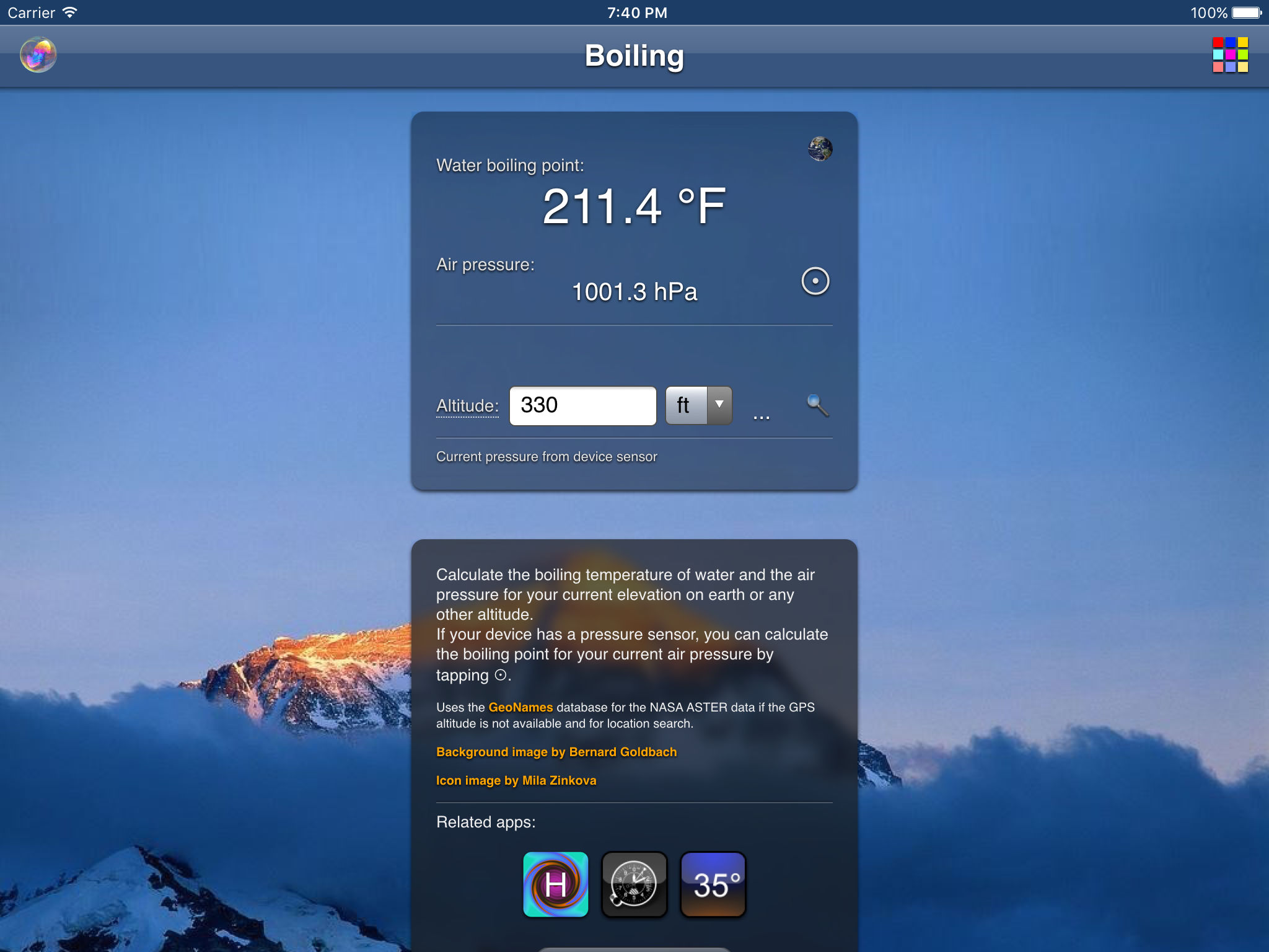 Boiling App Ranking And Store Data App Annie - Current elevation app