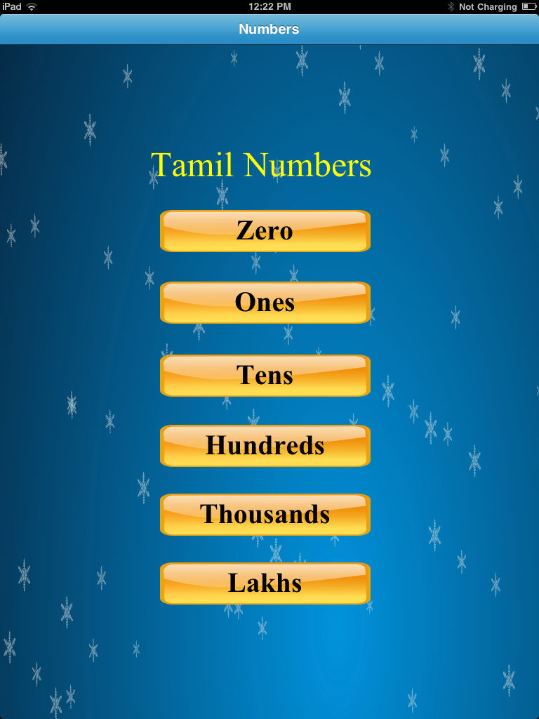Tamil Numbers Learning App Ranking and Store Data | App Annie
